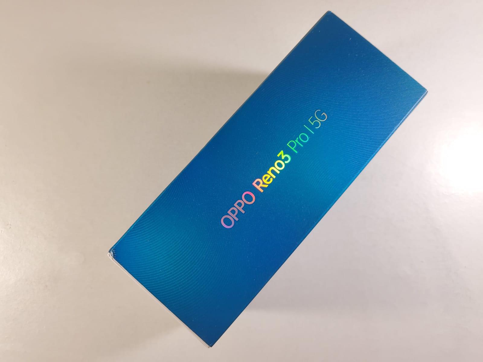 Unboxing și primele impresii Oppo Reno 3 Pro 5G