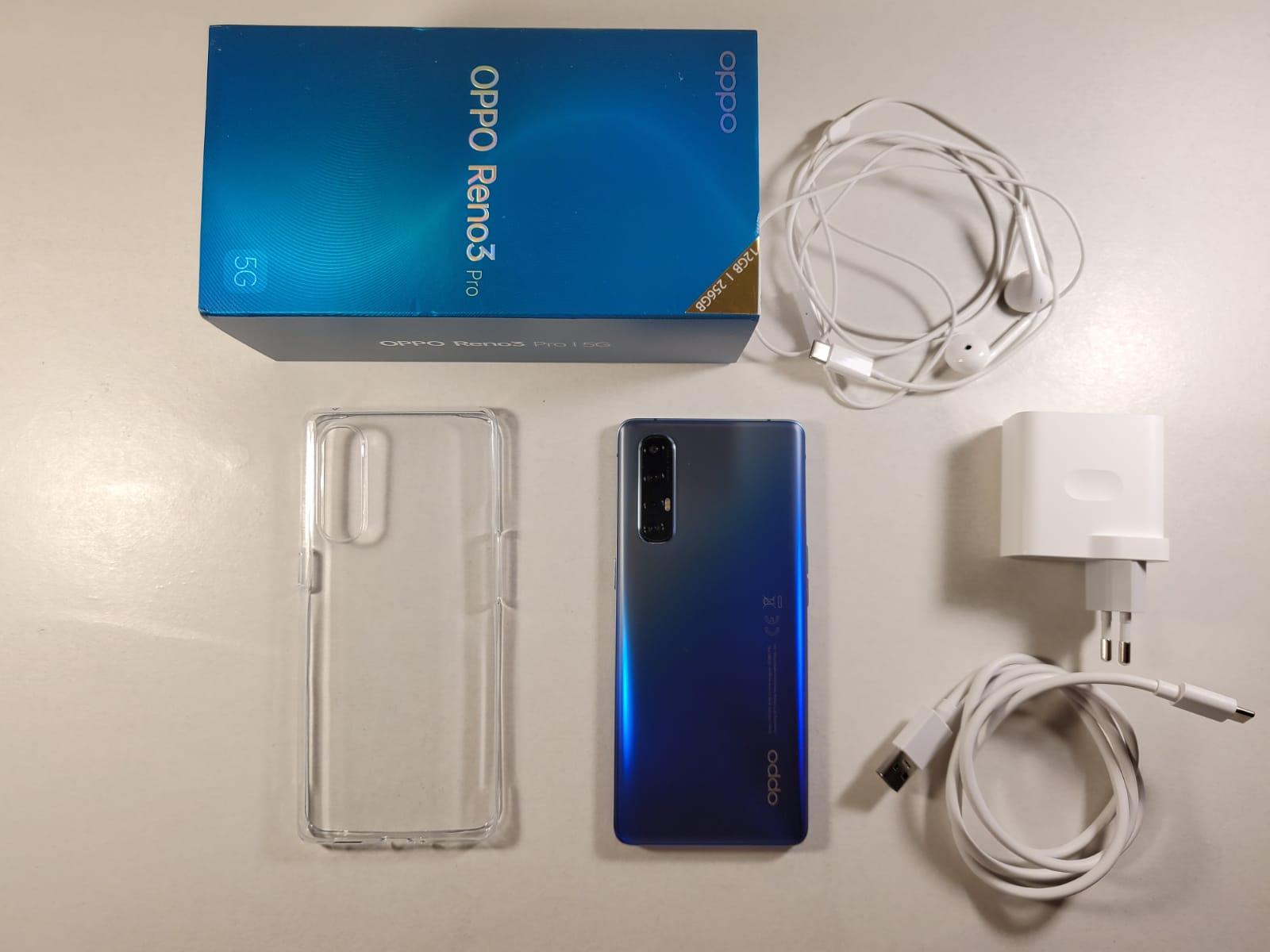 Unboxing și primele impresii Oppo Reno 3 Pro 5G 4